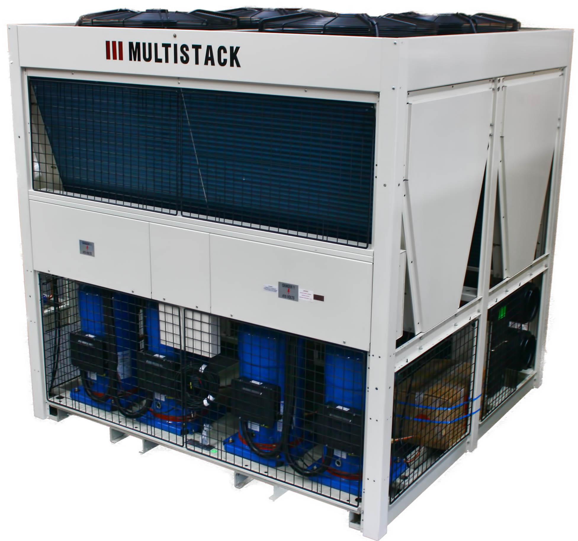 Multistack Int L Ltd